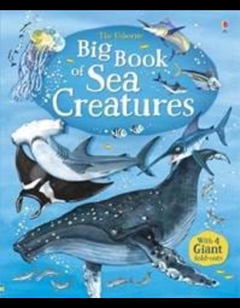 Usborne Big Book Of Sea Creatures