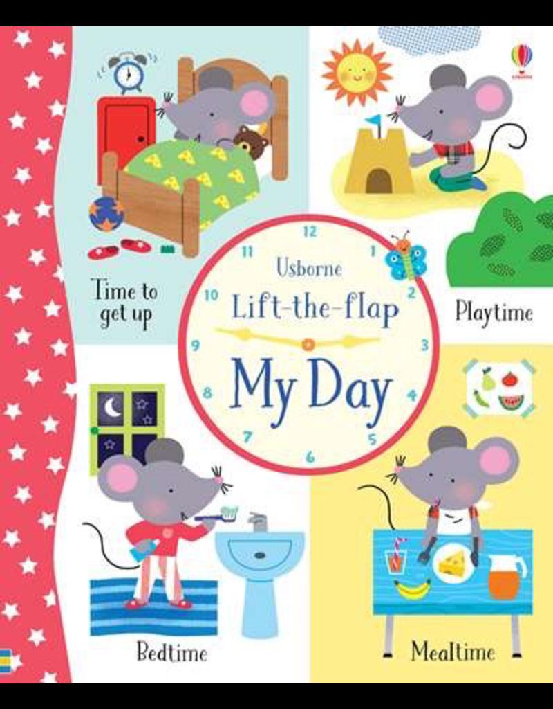Usborne Lift-The-Flap: My Day