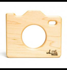 Whittle Wood Selfie Teether