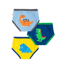 Zoocchini Dinos Organic Training Pants