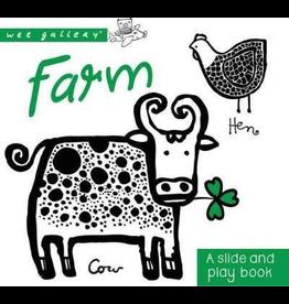 Wee Gallery Slide & Play Farm