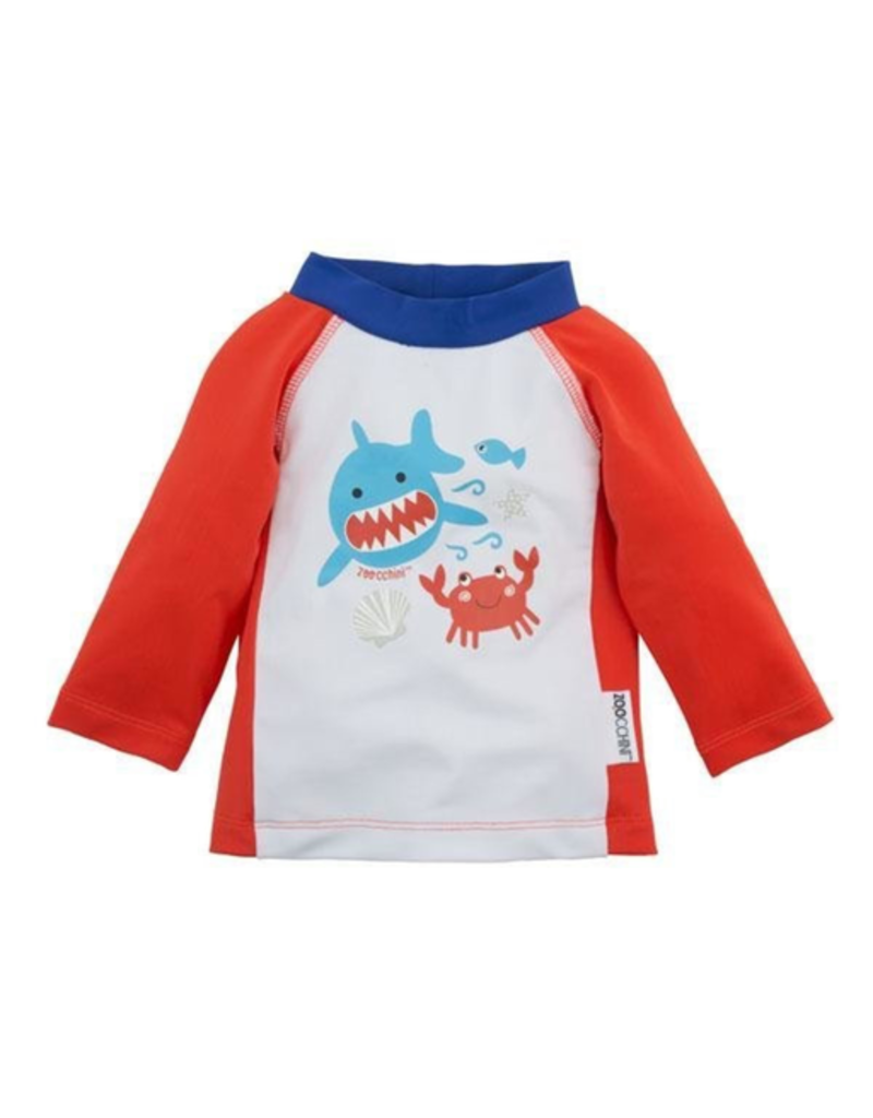 Zoocchini Deep Sea Baby Rash Guard