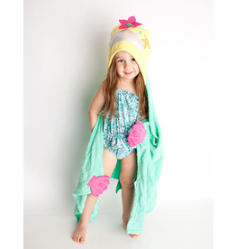 Zoocchini Zoocchini Hooded Mermaid Towel