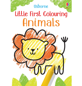 Usborne Little First Colouring Animals