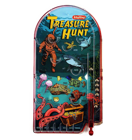 Schylling Treasure Hunt Pinball