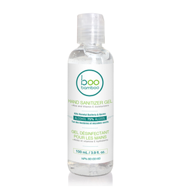 Hand Sanitizer w/Aloe & Vitamin E 100mL