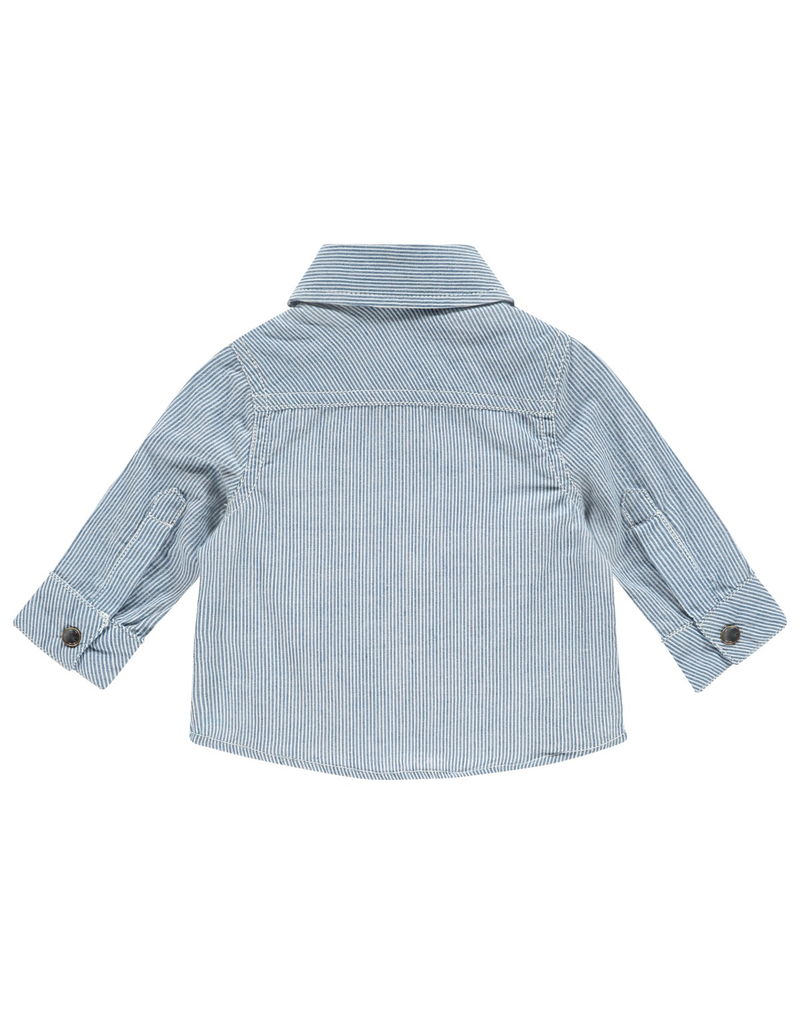 Noppies Missoula Baby Button Shirt