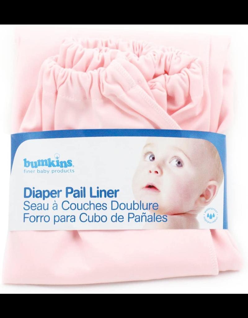 Bumkins Diaper Pail Liner - Pink