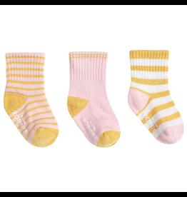 Girl's Sock 3pk - Daily Danielle