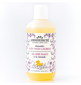 Anointment Anointment Lavender Bubble Bath & Body Wash (250 mL)