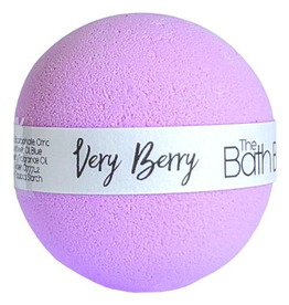 Very Berry Natural Bath Bomb