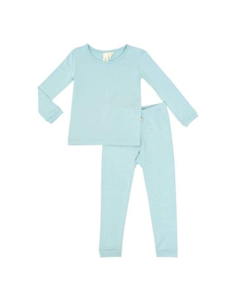 Kyte Baby Bamboo Pajama Set - Seafoam