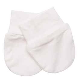 Kyte Baby Scratch Mitts in Cloud