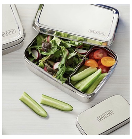 Dalcini Stainless Lunchbox & Little Snacker