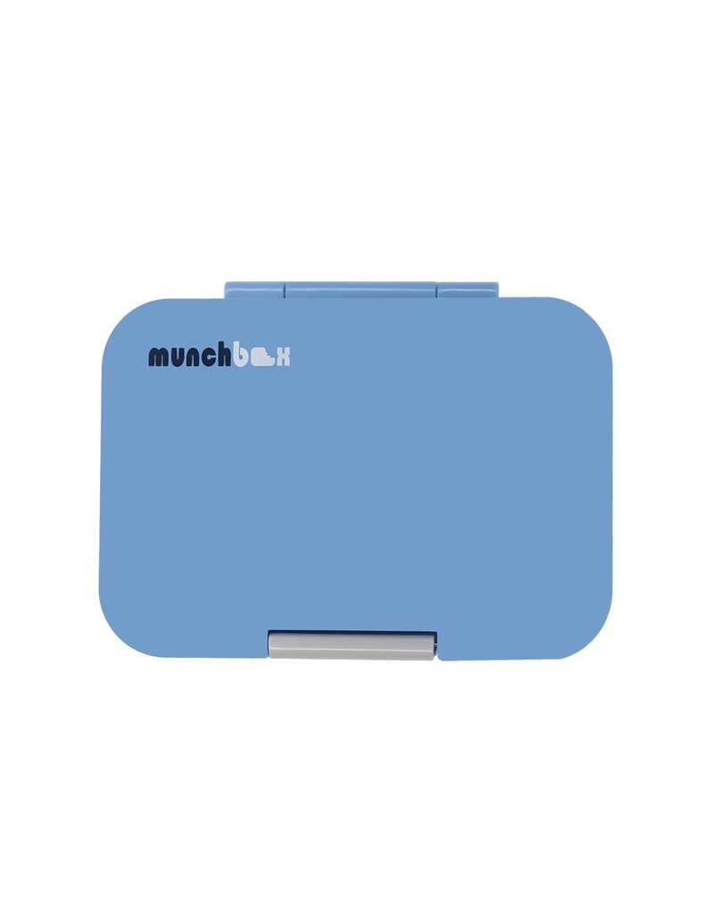 Munchi Snack - Blue Storm, Grey Latch