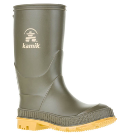 Kamik Olive Stomp Youth Rain Boots