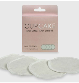 Cupcake Nursing Pad Liners 2pk