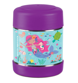 Crocodile Creek Mermaids Thermal Food Jar