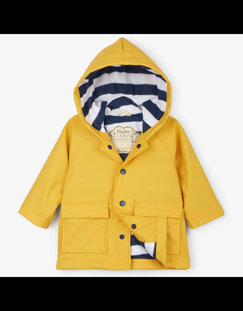 Hatley Yellow Toddler Raincoat