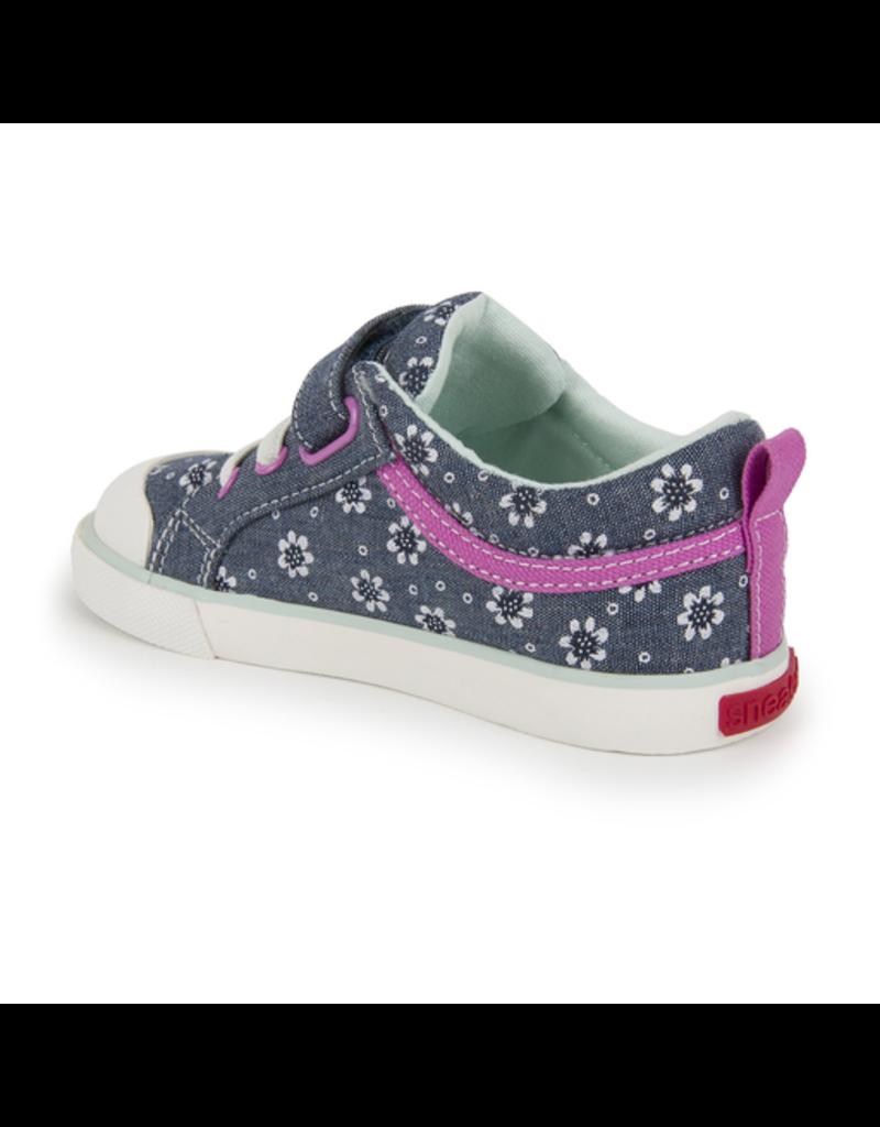 See Kai Run Kristin Flowers Sneakers