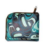 Native Northwest Orca Coin Purse
