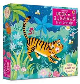 Usborne The Jungle Book & Jigsaw