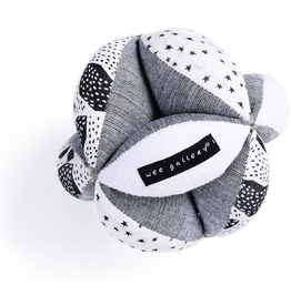 Wee Gallery Organic Sensory Puzzle Ball - Stars