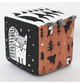 Wee Gallery Soft Blocks (new) - Woodland