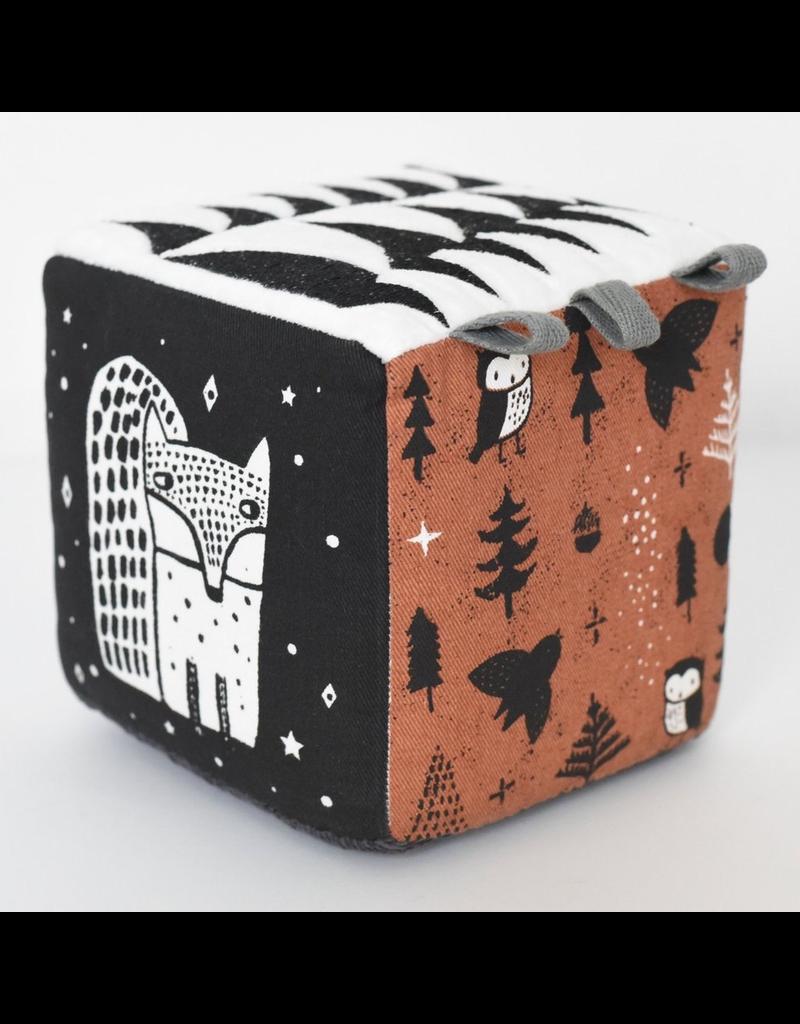 Wee Gallery Soft Blocks (new) - Woodland