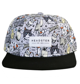 Headsters Meow Mix Baseball Hat