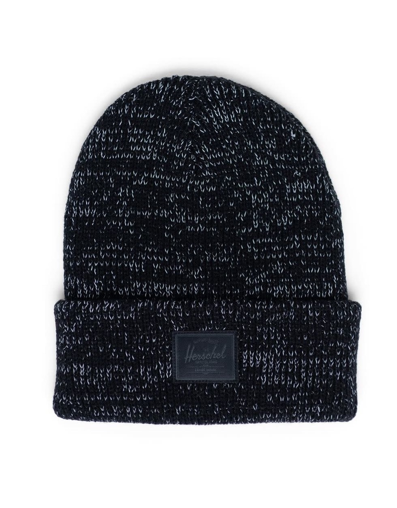 Herschel Abbott Toque Black Reflective