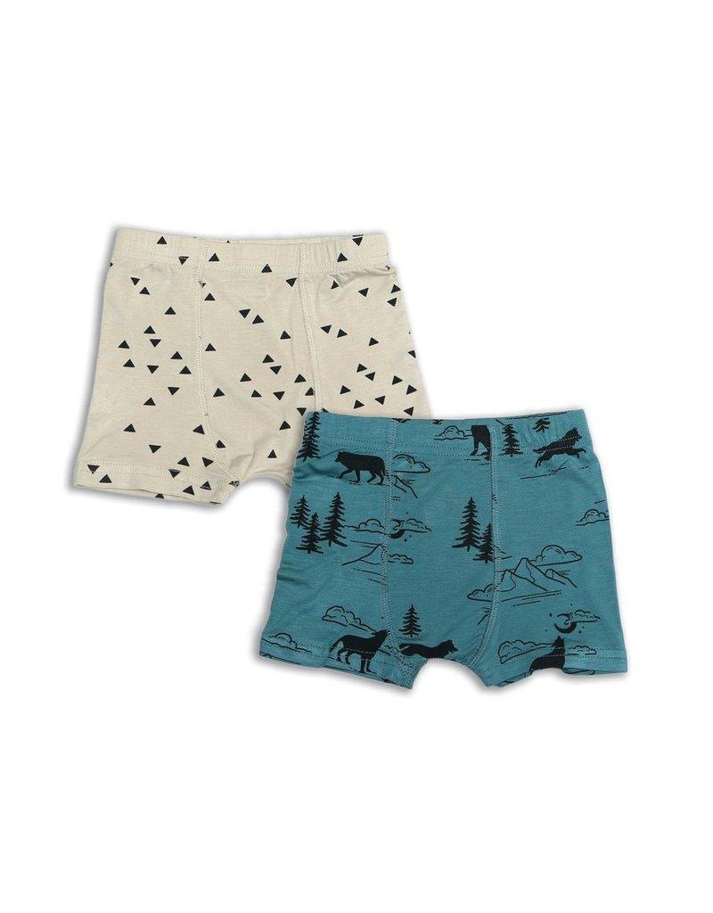 Silkberry Bamboo Underwear (Shorts)