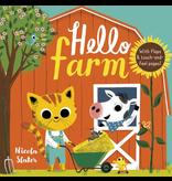 Random House Hello Farm Board Book