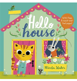 Random House Hello House Board Book
