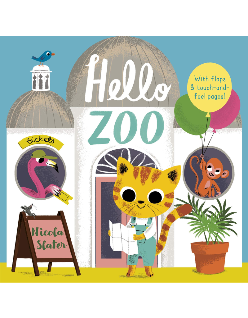 Random House Hello Zoo Board Book