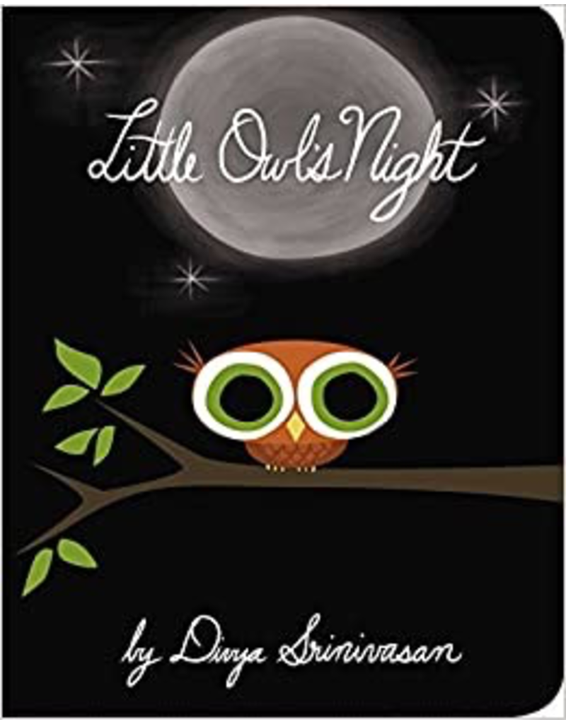 Random House Little Owl's Night Board Book