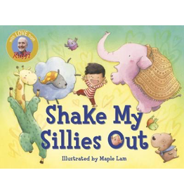 Random House Shake My Sillies Out Board Book