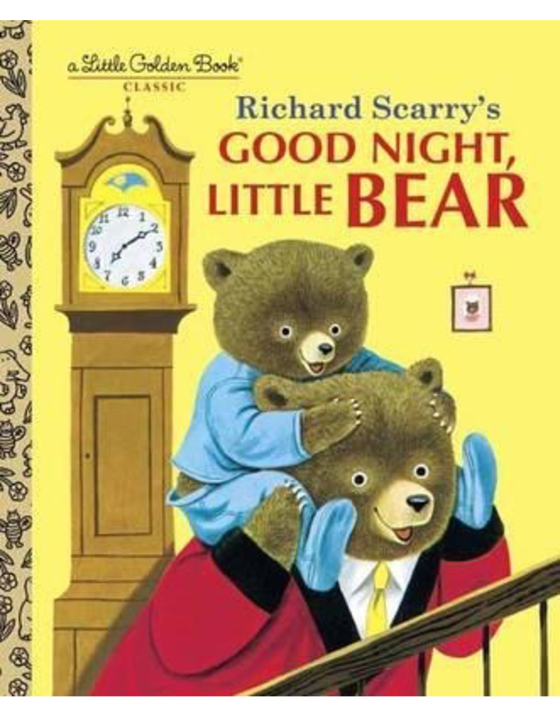Random House Golden Book: Good Night, Little Bear