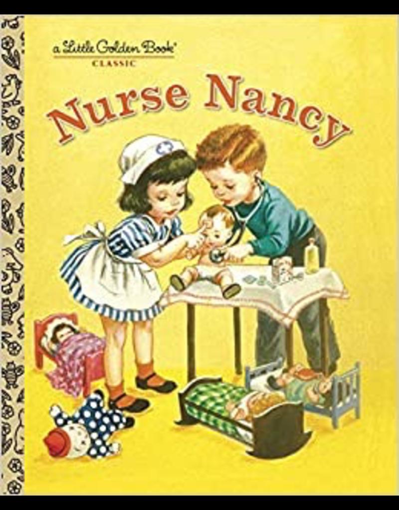 Random House Golden Book: Nurse Nancy