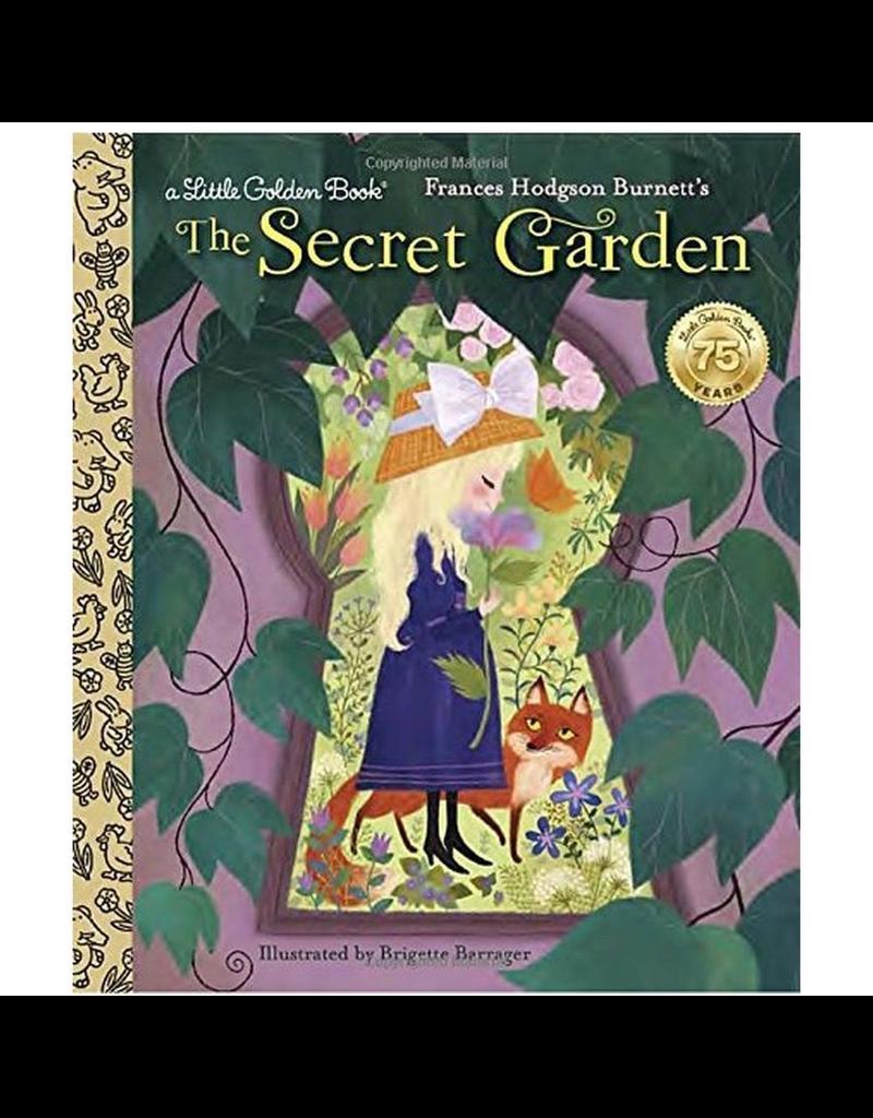 Random House Golden Book: The Secret Garden