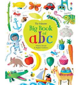 Usborne Big Book of ABC