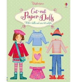 Usborne Cut-Out Paper Dolls