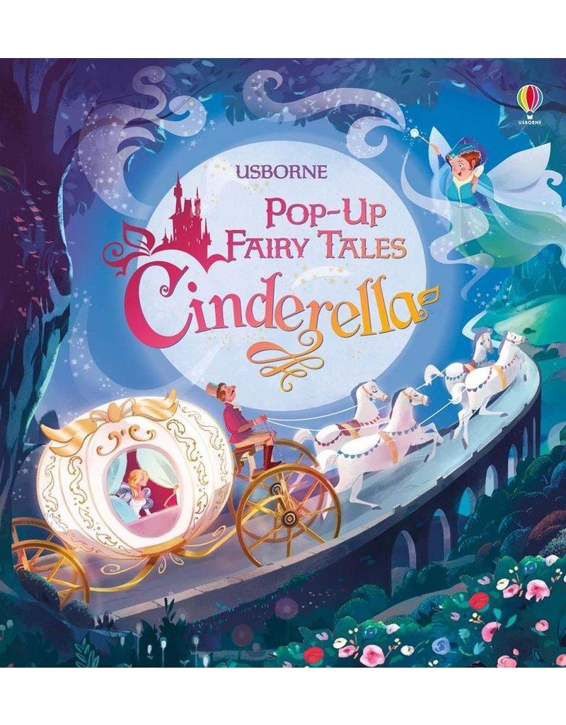 Usborne Pop-Up Fairy Tales Cinderella
