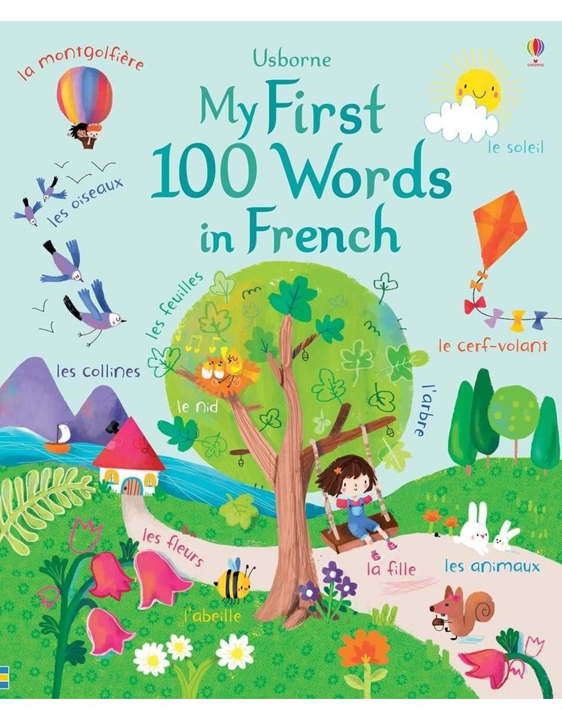 Usborne My First 100 Words In French
