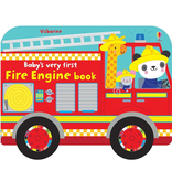 Usborne Baby's Very First: Fire Engine Book