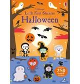 Usborne Little First Stickers Halloween