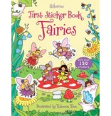 Usborne First Sticker Book: Fairies
