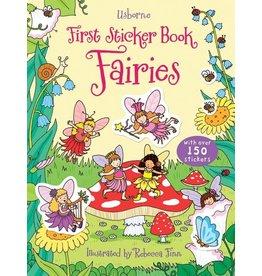 Usborne First Sticker Book: Fairies