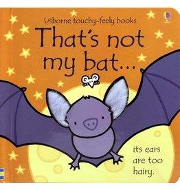 Usborne That's Not My Bat…