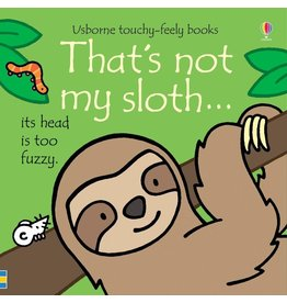 Usborne That's Not My Sloth